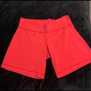 Lululemon HR Wide Leg Shorts